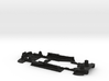 S10-ST4 Chassis for Carrera BMW M4 DTM SSD/STD 3d printed