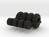 1/64 9.5L-15 Farm Implement Wheels And Tires X 4 3d printed