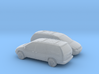 1/148 2X 1995-2000 Chrysler Grand Voyager 3d printed