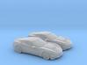 1/148 2X 2014 Chevrolet Corvette Stingray 3d printed