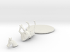 Riding Horse 3d printed