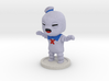 Marshmallow Man 3d printed
