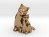 Cuddling Kittens 3d printed