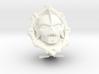 Horde Leader Sculpture 3d printed