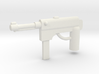 MP40 Minifigure Gun 1.0 3d printed