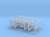 1/50th Triaxle long log truck and trailer set 3d printed
