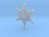 Outer Senshi Star 3d printed