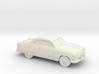 1/87 1950 Ford Fordor Coupe 3d printed