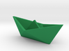 Classic Origami Boat 3d printed