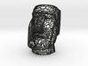 Moai Voronoi Style (Easter Island Sculpture) 3d printed