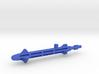 Movie MP Starscream missile. 3d printed