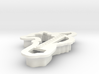 Roscommon Cookie Cutter 3d printed