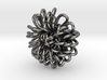 Ring 'Wiener Blume', Size 4.5 (Ø 15.2 mm) 3d printed