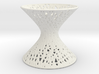 Hyperboloid Mesh Pattern 3d printed