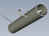 1/18 scale Werfer Granate BR21 rocket launcher x 1 3d printed
