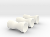 Aux Prop Eng Bell 3-Pack 3d printed
