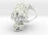 FRACTAL CRANIUM - Small 3d printed