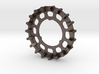 19-tooth GT-11 cog for Sturmey-Archer 3d printed