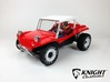 SR40008 Beach Buggy Flip Roof 3d printed