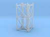 """1/64th """"S"""" Scale Grain Leg/Tower 20ft Section 3d printed"""