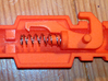 M.A.S.K Ramp-Up trigger (13 of 15) 3d printed Spring size 6x19mm.