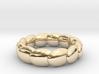 Ring Of Twelve, UK Size N (US Size 6 ¾) 3d printed