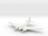 Douglas UC-67 (In Flight) 6mm 1/285 3d printed