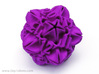 Floral 2 - D20 Large Spindown Life Counter 3d printed (Please note that this picture is of an older and slightly different version of this design.)