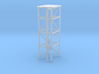 1/96 scale O.H. Perry Mast #2 for SPS-49 Radar 3d printed
