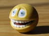 Emoji Smiley Face - Smile (small) 3d printed