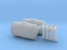 1/64 150 Gallon Kinze Fertilizer Tanks (1 Set) 3d printed
