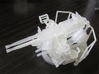 1/72 40mm Bofors Twin Mount USN WWII ships 3d printed