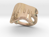 Electric Guitar Ring 19 - Italian Size 19 3d printed