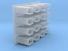 Exhaust Stacks - Santa Fe Alco Switchers (N/HO) 3d printed
