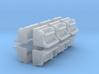 """1/50th 24"""" Kenworth Step Toolbox builders pack 12 3d printed"""