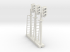 Block Signal 3 Light RH (Qty 3) - HO 87:1 Scale 3d printed