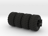 Bumper Tire For Tugboat 28 Mm 3d printed