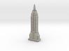 Empire State Building Miniature Replica- New York  3d printed Empire State Building Model Replica