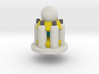 Galaxy Chess - Pawn White 3d printed