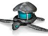 Shield Turtle 3d printed