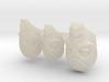 FOD-03-Fantasy Masks Pack for 6'' and 7'' Figures 3d printed