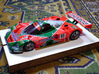 Slot car chassis for 787B 1/28 3d printed