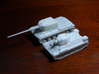 1/100 SIU-13 3d printed The SIU-13 and Sadwargamer's T-34-76