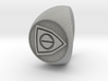 Custom Signet Ring 25 3d printed