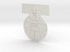 Medal Of Yavin  3d printed