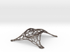 Tessellated Wine Bottle Stand 3d printed
