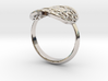 Seed of life Ring 3d printed