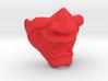 Demon Mask 3d printed