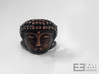 Buddha Ring (Multiple Sizes) 3d printed Front View