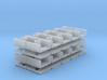 Extra Short Coupler Box (N - 1:160) 20X 3d printed